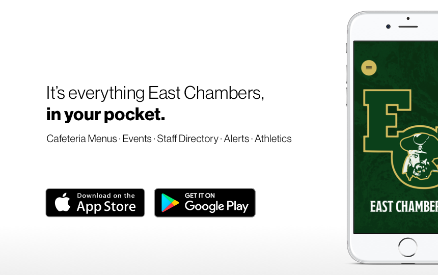 East Chambers's New App